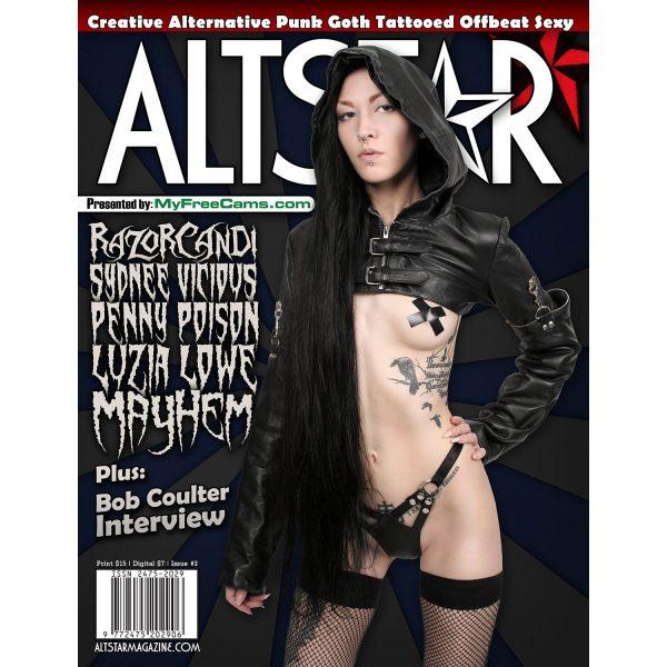 AltStar Magazine Luzia Lowe