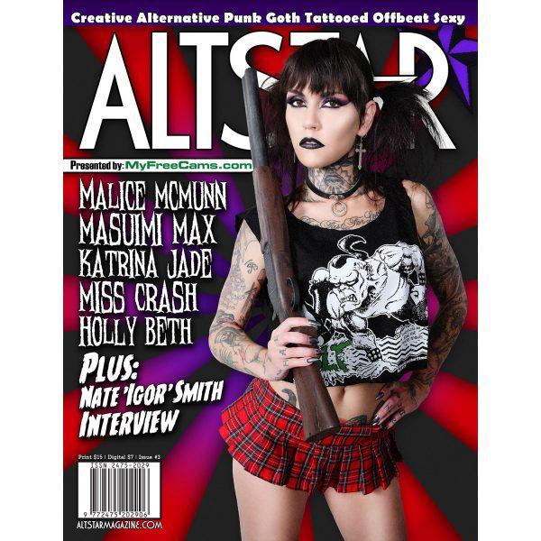 AltStar Magazine Malice McMunn