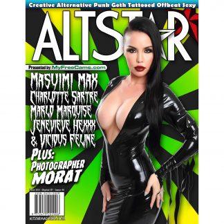 AltStar Magazine Masuimi Max Cover