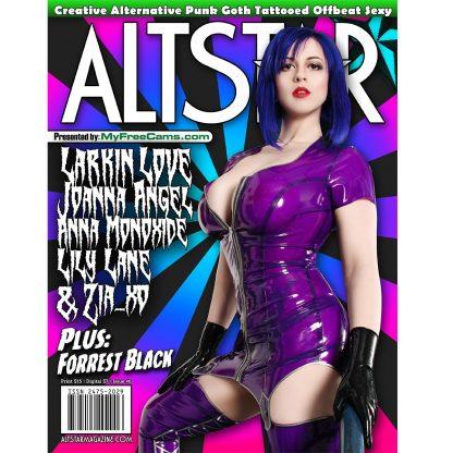 AltStar Magazine Larkin Love