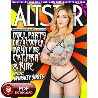 AltStar Magazine Doll_Parts
