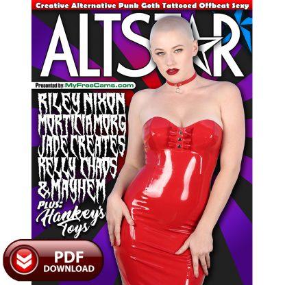 AltStar Magazine Riley Nixon