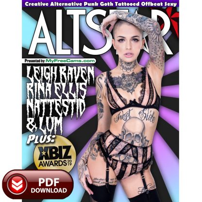 AltStar Magazine Leigh Raven