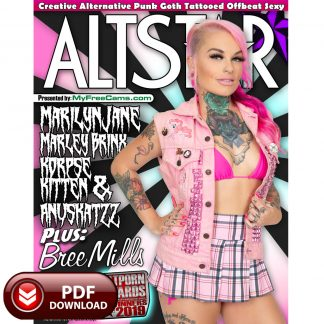 AltStar Magazine Marilyn Jane