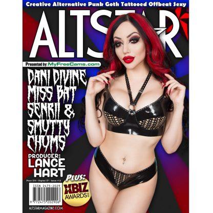 AltStar Magazine Dani Divine